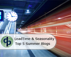 LeadTime and Seasonality: Top 5 Replenishment Blogs of Summer